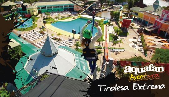 TIROLESA EXTREMA