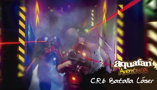 CR6 BATALLA LÁSER