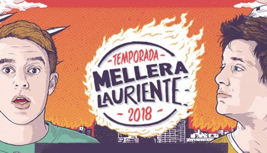 MELLERA LAURIENTE TEMPORADA 2018