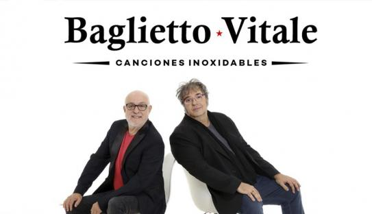 BAGLIETO VITALE CANCIONES INOXIDABLES
