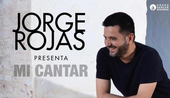 JORGE ROJAS MI CANTAR