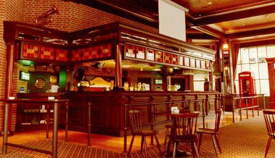 Restaurante Winners Pub