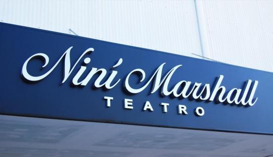 EL TEATRO NINÍ MARSHALL